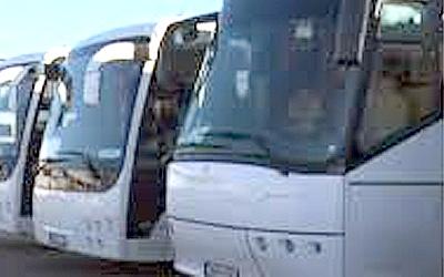 Παράταση ακινησίας Τουριστικών Λεωφορείων – Τρένων