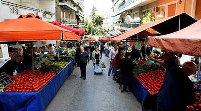Σχέδιο νόμου Λαϊκών Αγορών