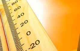 Άνοδος θερμοκρασίας