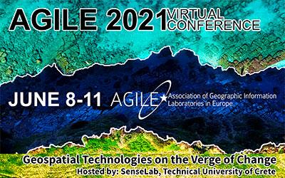 Επιστημονικό Συνέδριο AGILE 2021