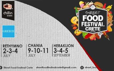 Street Food Festival Crete