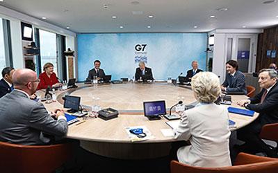 Κοινή ατζέντα G7