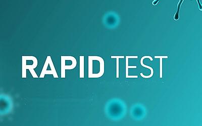 Δωρεάν rapid test 20-7-2021