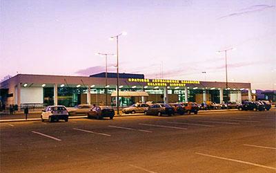 Ανάδειξη συμβούλων αεροδρομίου Καλαμάτας
