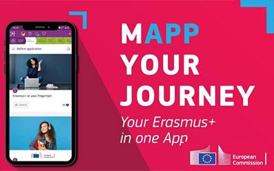 App Erasmus+