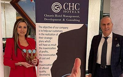 Βραβεύσεις ξενοδοχείων CHC Group