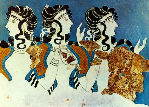 Evans, Knossos and the Minoans – Facts and Forgeries – Crete