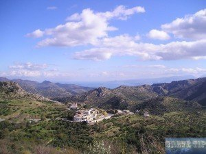 Villages on the way to Lasithi plateau