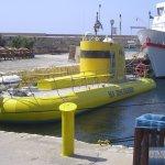 'Sea Discovery' semi-submarine