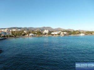 Ammoudi beach