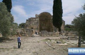 Titos church in Gortis