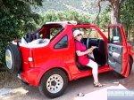 Suzuki Jimny Cabriolet SUV