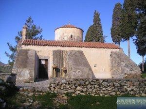 Panayia Kera Church
