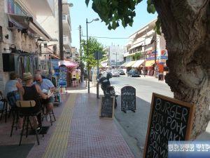 main road Odhos Venizelou