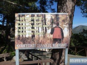 danger of forest fire