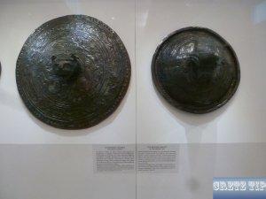 bronze shields