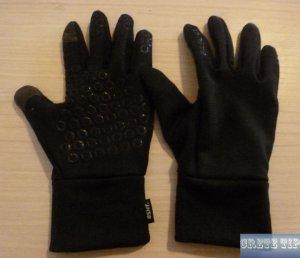 cleaned gloves