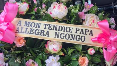 Photo of Aubin Ngongo Luwowo inhumé provisoirement à La Nouvelle Cité
