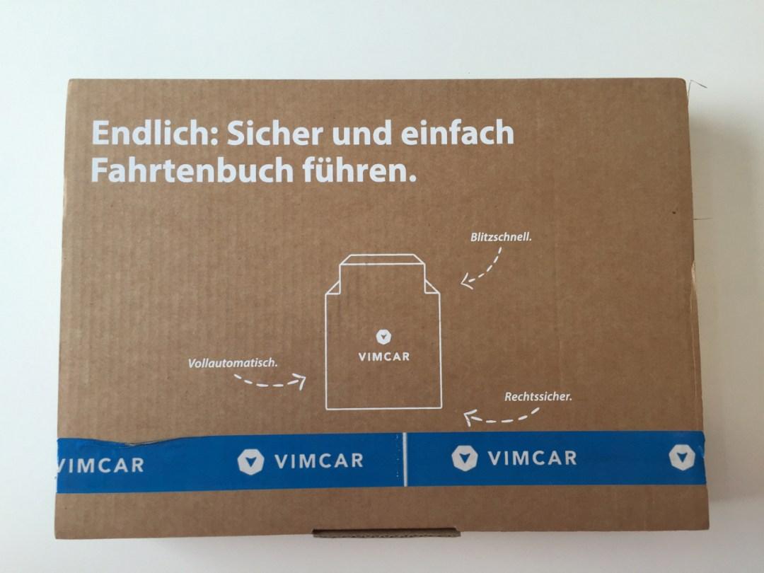 Vimcar elektronisches Fahrtenbuch