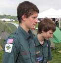 Hunter and Stephen
