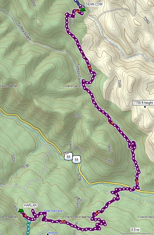 12-Trail Day 5