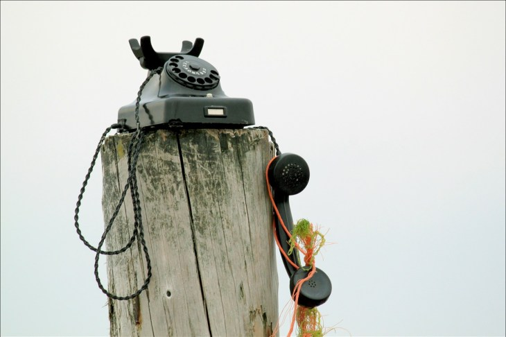 Telefonische Erreichbarkeit