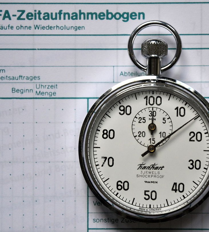 Stundennachweis vorlage