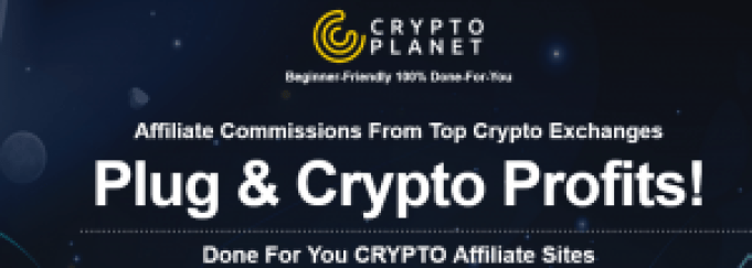 Banner Crypto Planet