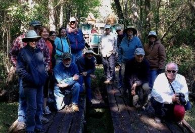 crew volunteers