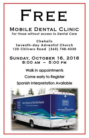 CHOICE Regional Health Network   Free Dental Clinic
