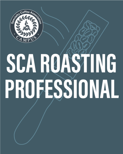 SCA Roasting Professional | The Coffee Roasting Institute