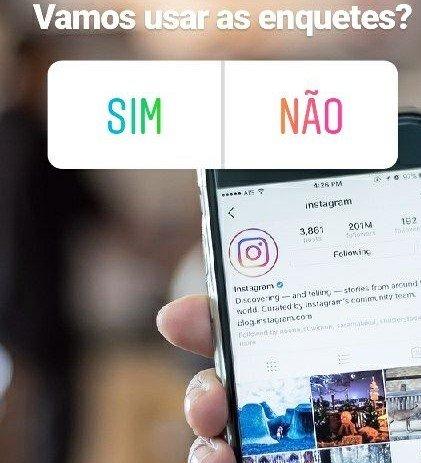 e0f612321875b Como sua empresa pode usar as enquetes no Instagram Stories1 ...