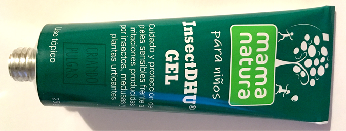 Sello de calidad Insect DHU