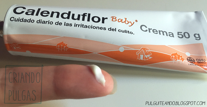 Sello de Calidad: Toallitas y crema CalenduflorBaby ® de Mama Natura (Laboratorios Dhu)