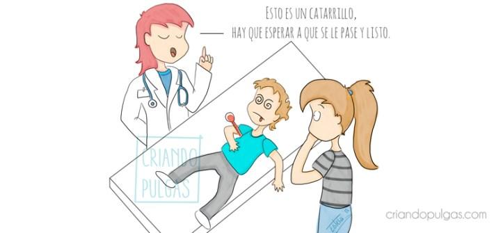 Pediatras sin vocación, urgencias colapsadas