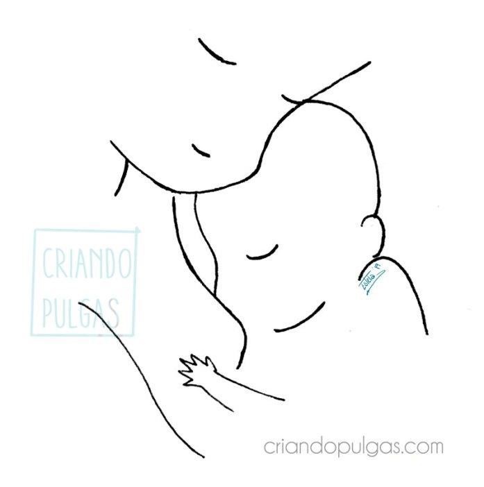 Diseño de tatuaje para el evento #familia Edulacta: visibilizando la lactancia materna