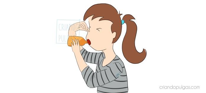 superar el test de o'sullivan sin vomitar