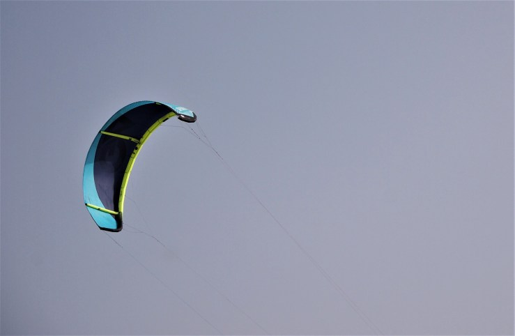 Kites en Valdevaqueros