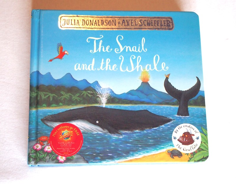Portada del libro The Snal and the whale
