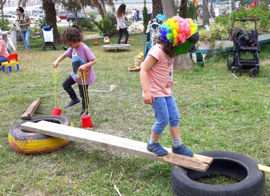 La gyncana es uno de las actividades al aire libre favoritas