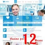 Criação de Site Médico - Assinatura Anual