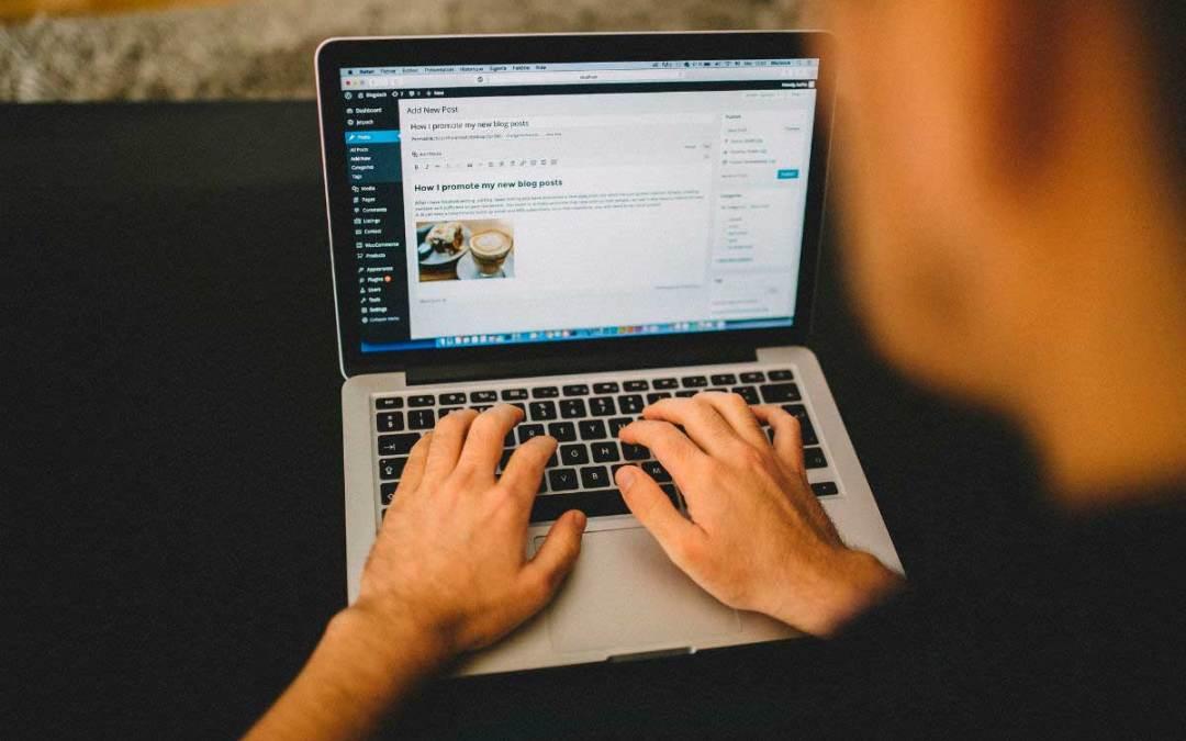Crie um site profissional para sua empresa com o poderoso WordPress