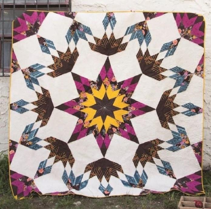 Stardust Quilting free pattern