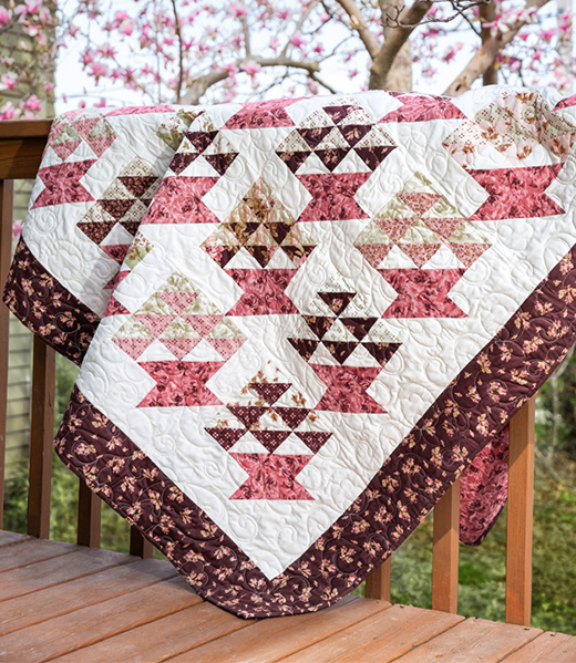 Baskets Quilt Pattern