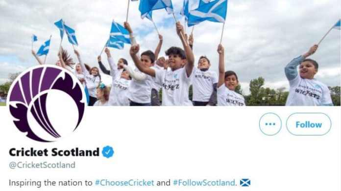 Cricket Scotland make strong statement against abuse | Cricket Scotland promises to take strongest possible action against online abuse