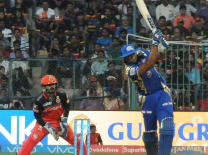 5 times Kieron Pollard stole victory from jaws of defeat for MI   Five instances of Pollard stealing the victory from the jaws of defeat for Mumbai Indians