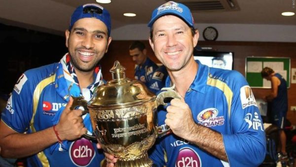 Learned How Make Teammates Important Ponting Rohit Sharma