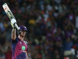 Rise of Ben Stokes' century makes Rising Pune Giants rise to victory