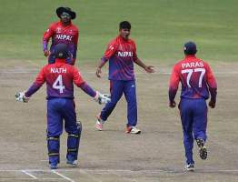 Nepal stay in the hunt after second successive win