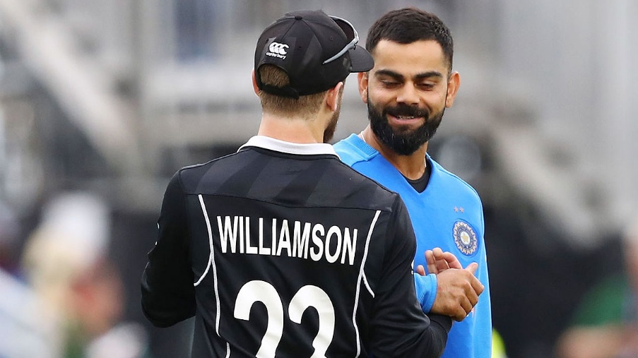 Kohli and Kane Williamson